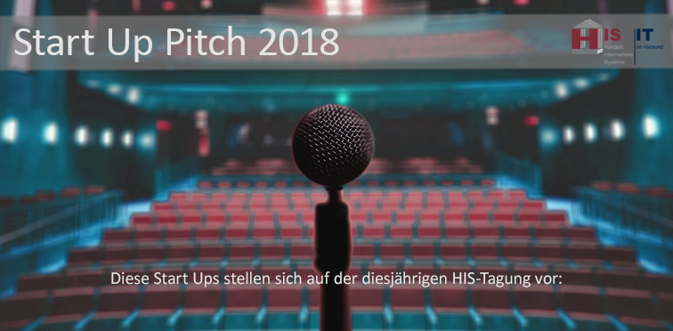 Start Up Pitch 2018
